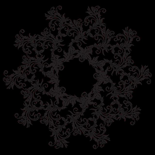 Mandala, Pattern, Circle, Geometric, Shapes, Abstract