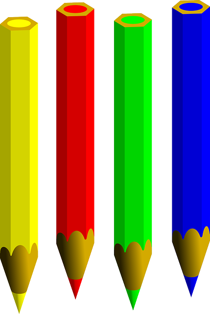 Pencils, Colored, Pen, Write, Pencil, Sharp, Yellow