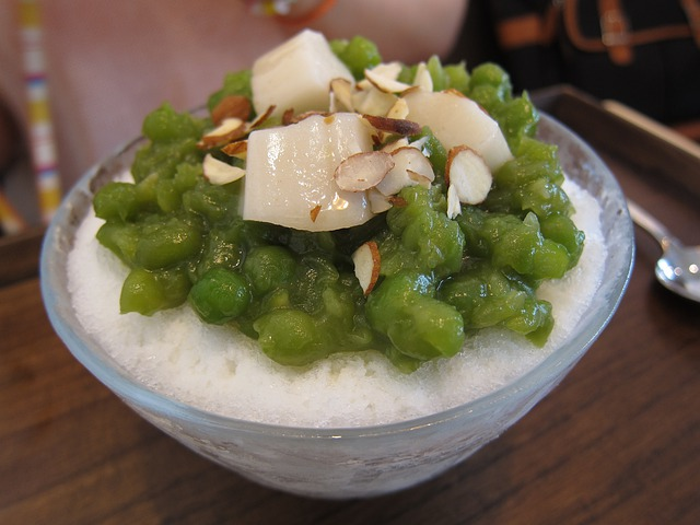 Shaved Ice, Ice, Ice Cream, Gaon Street, Peas In A Pod