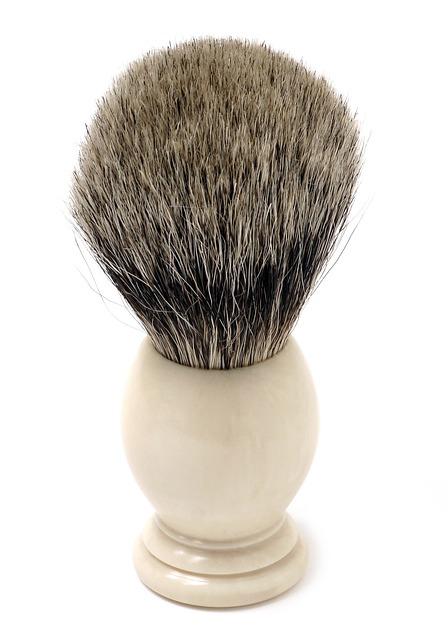 Shaving Brush, Shave, Beard, Care, Barber, Barbershop