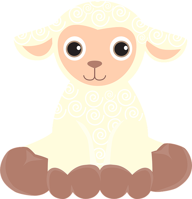 Sheep, Lamb, Cub, Wave, Farm, Home, Herd, Cute