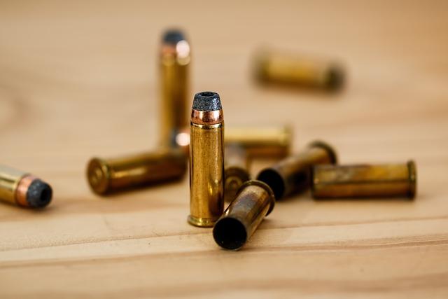 Bullet, Cartridge, Ammunition, Crime, Ammo, Shell