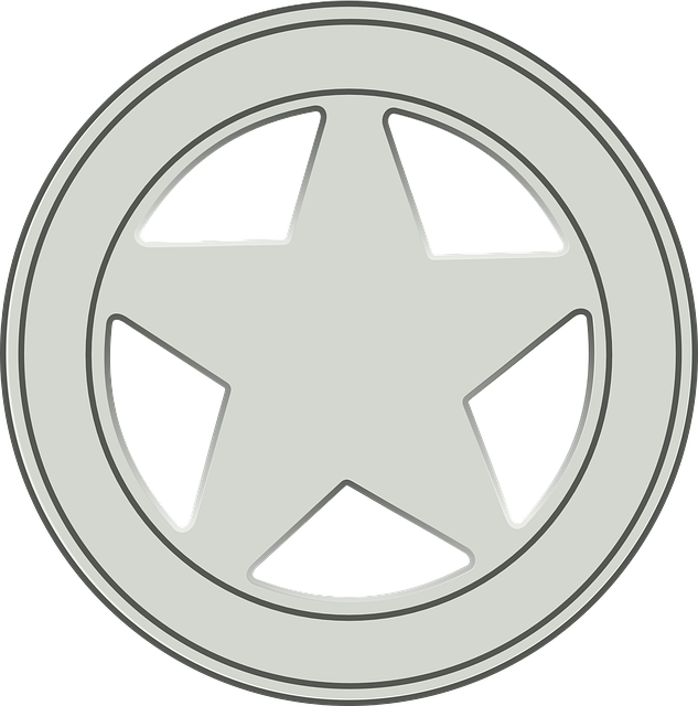 Sheriff, Badge, Police, Star, Law, Symbol, West