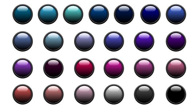 Button, Icon, About, Edge, Colorful, Shiny