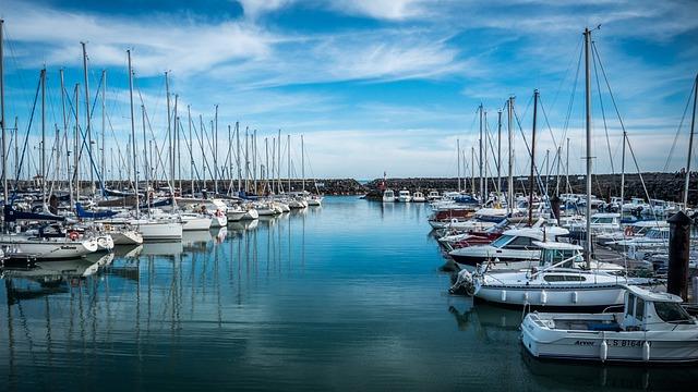 Yacht, Refuge, Sea, Marina, Pier, Sailboat, Port, Ship