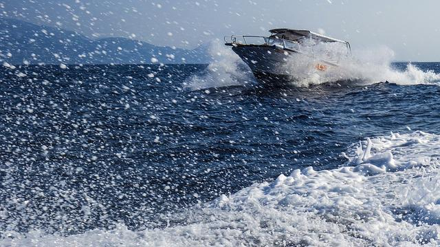 Speedboat, Boot, Water, Powerboat, Sea, Ship, Speed