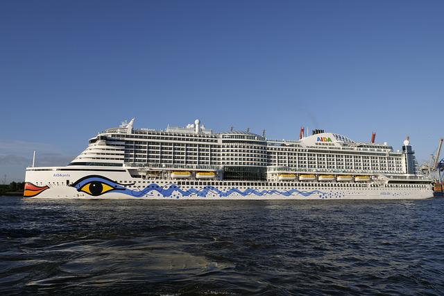 Cruise, Ship Travel, Cruise Ship, Seafaring, Travel