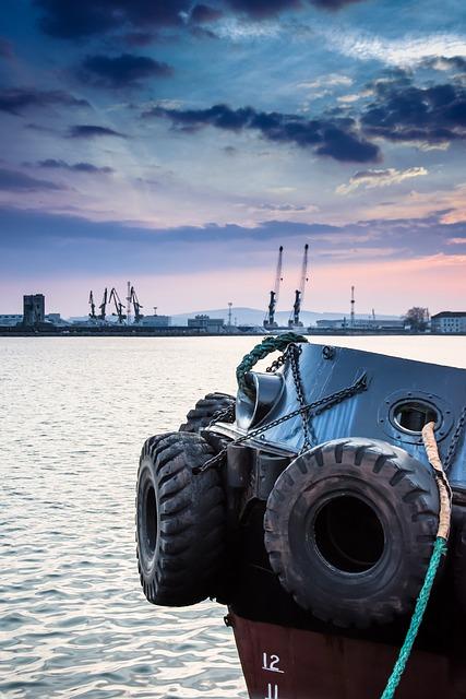 Tug Boat, Port, Towage, Ship, Transport, Water, Tug