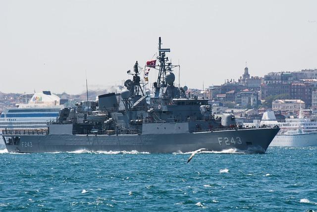 Warship, Turkey, Destroyer, Ship, Weapons, Navy, War