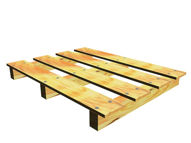 Pallet, Stand, Warehouse, Shipping, Cargo, Job, Box