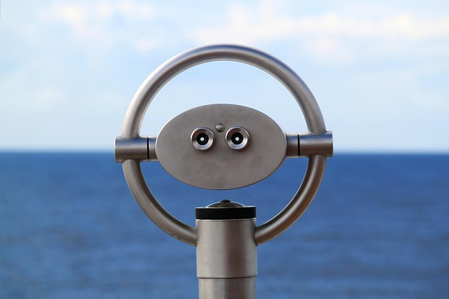 Periscope, Ship, Shipping, Sea, Atlantic, Vacations