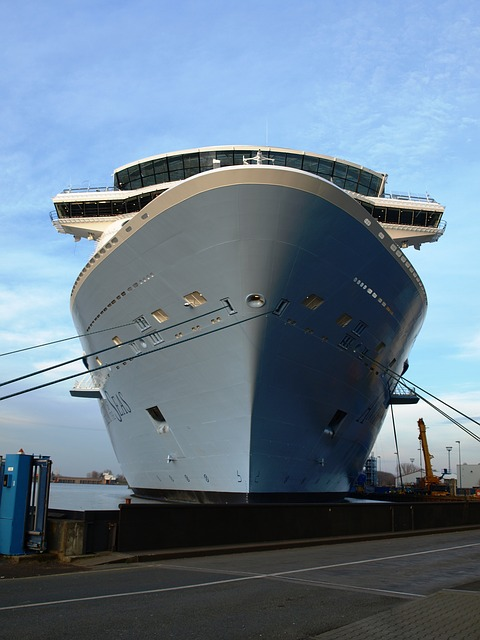 Cruise Ship, Ozeanriese, Anthem Of The Seas, Shipyard