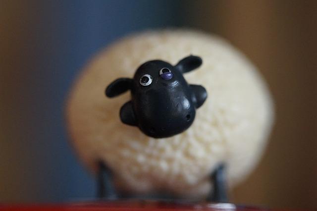 Shirley, Sheep, Shaun The Sheep, Cute, Soft Toy