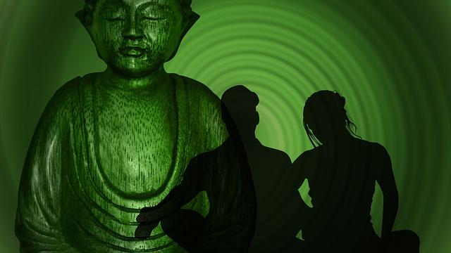 Yoga, Buddha, Wave, Deity, Shiva, Concentric