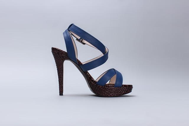 Sandals, Blue Shoes, Strap, Shoe, Shoes, Killa Hill