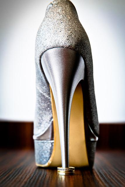 Shoes, Wedding, Detail