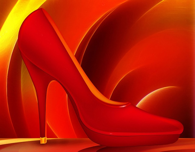 Online Shopping, Fashion, Shop, Shoes, Pumps, Important