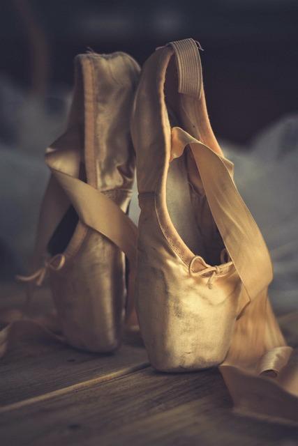 Ballet, Shoes, Slippers, Ballet Shoes, Ballet Slippers