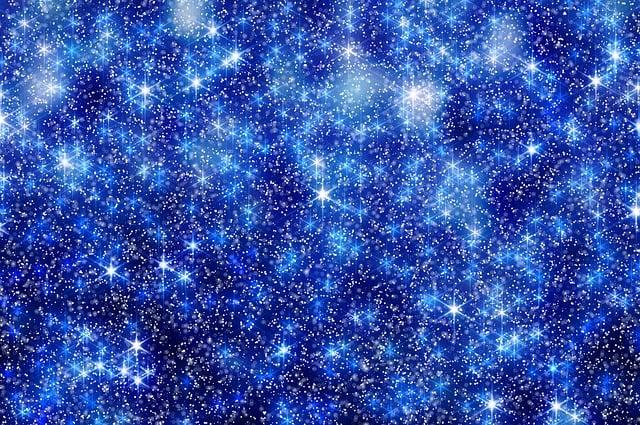 Blurred, Star, Snow, Christmas, Spark, Shooting Star