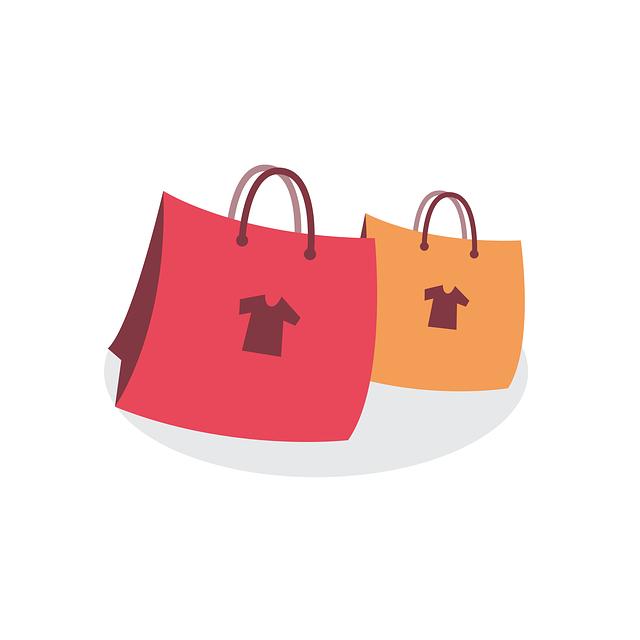 Shopping Bags, Bag, Shopping, Sale, Woman, Young, Shop