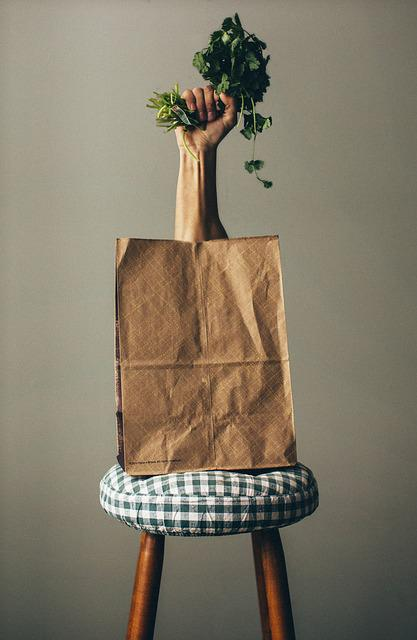 Bag, Grocery, Groceries, Shop, Shopping, Abstract