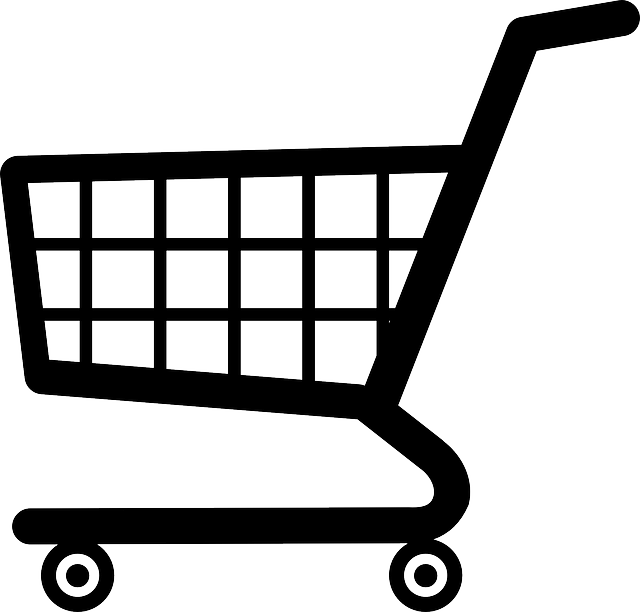 Cart, Shopping, Supermarket, Shopping Cart, Ecommerce