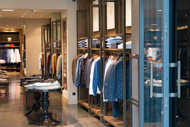Shop, Clothes, Clothing, Shopping Mall, Shopping