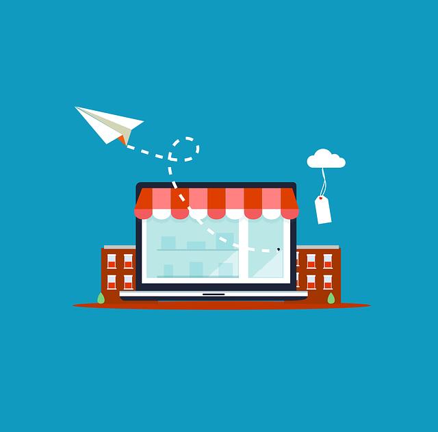 Store, Online, Ecommerce, Shopping, E-commerce, Shop
