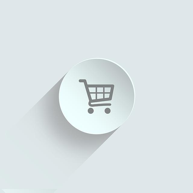 Icon, Shopping, Shopping Cart, Store, Basket
