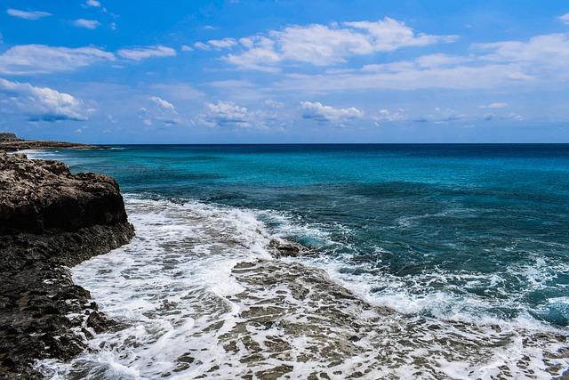 Coast, Sea, Rocky, Shore, Coastline, Landscape