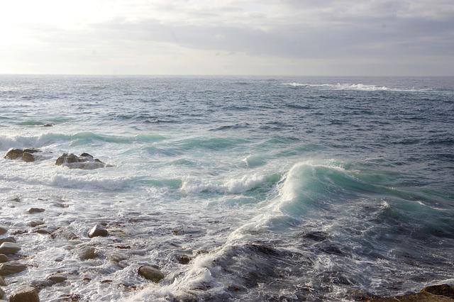 Waves, Sea, Coast, Seascape, Ocean, Water, Shore