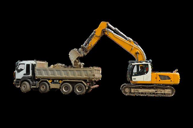 Vehicle, Excavators, Site, Shovel, Construction Machine