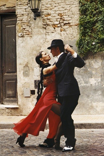 Tango, Dancing, Argentina, Dancing Style, Show, Dance