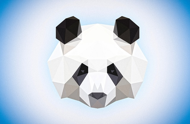 Background, Show, Graphic, Art, Panda, Animal