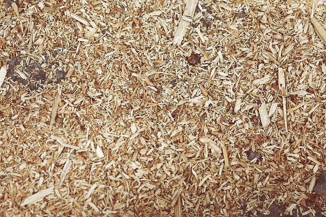 Shredded Wood, Wood Chips, Mulch, Sawdust, Shreds