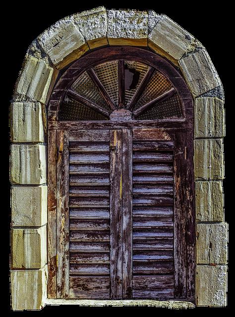 Window, Old, Old Window, Historically, Wall, Shutter