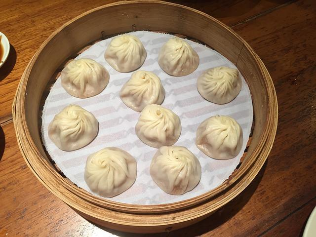Sia Lung Bao, Dim Sum, Eat