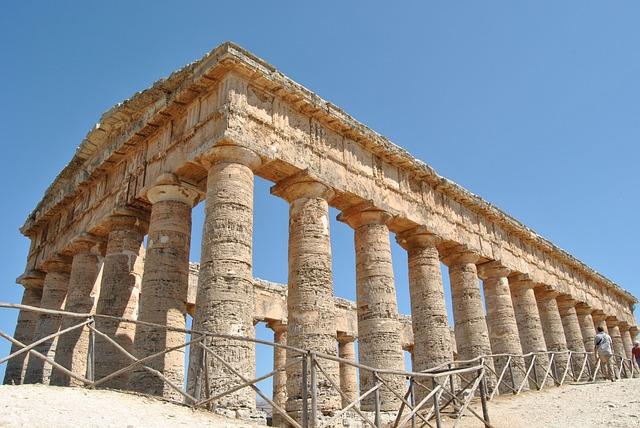 Palermo, Sicily, Italy, Teatro, City, Chief Town