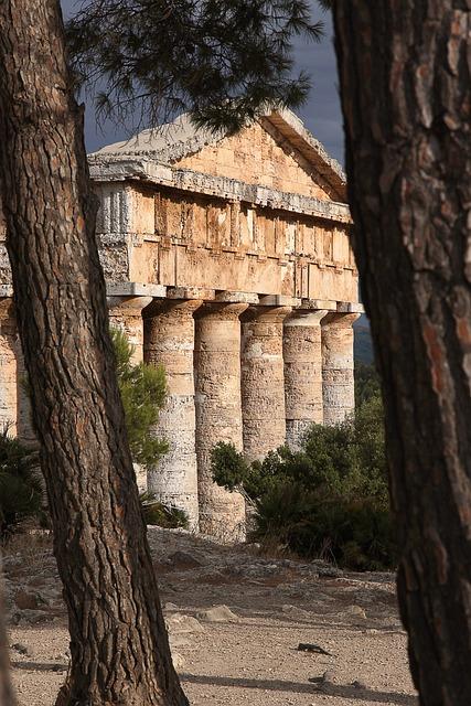 Segesta, Sicily, Temple