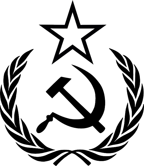 Communism, Hammer, Lenin, Revolution, Sickle, Socialism