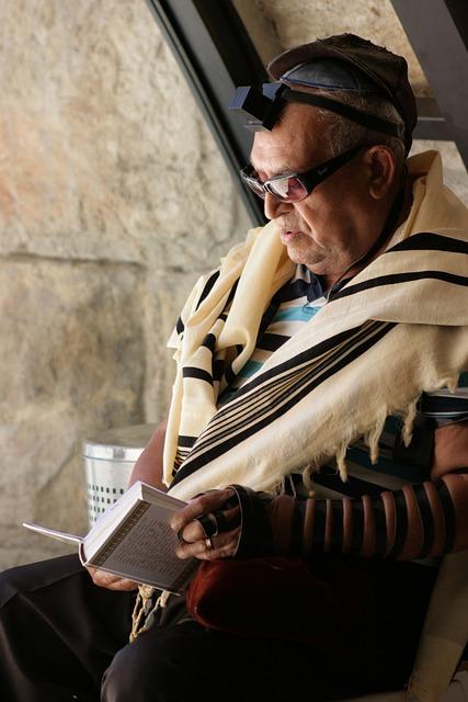 Tefillin, The Tallit, Judaism, Kip, Siddur, Prayer