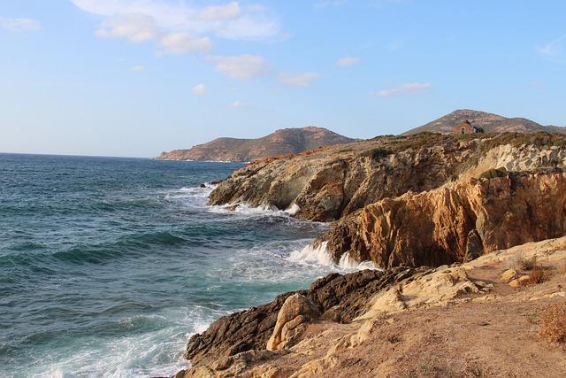 Corsican, Sea, Side, Holiday