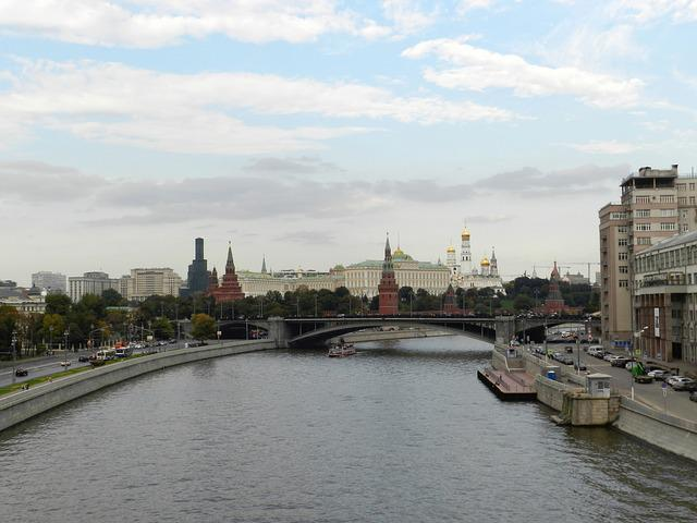 Moscow, Red Square, Moscow River, Sights, The Kremlin