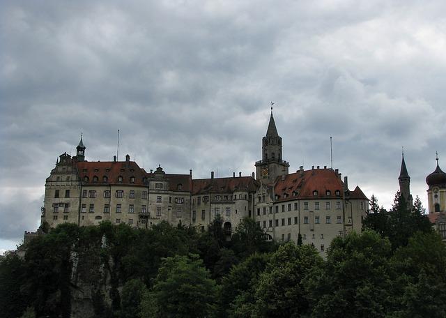Sigma Wrestle Castle, Sigmaringen, Hohenzollern Castle