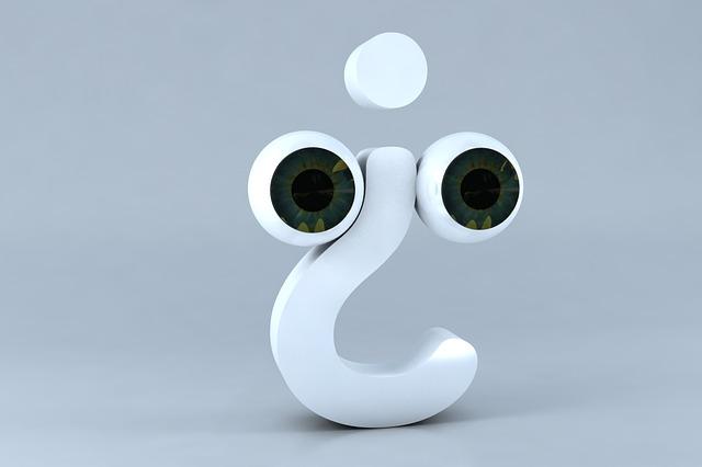 Sign, Question Mark 3d, 3d, Eyes