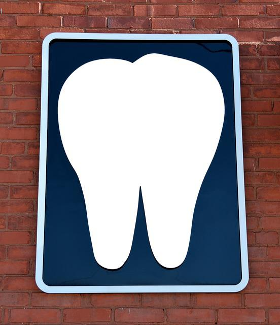 Dentist Office, Sign, Wall, Background, Blank, Dentist