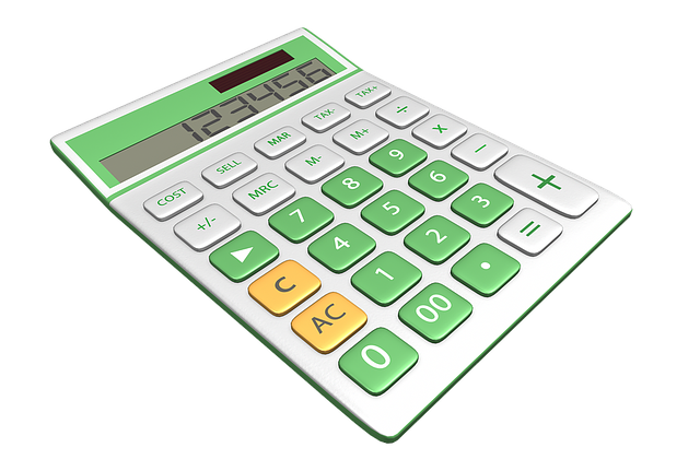 Calculator, Three Dimensional, Symbol, Sign, Business