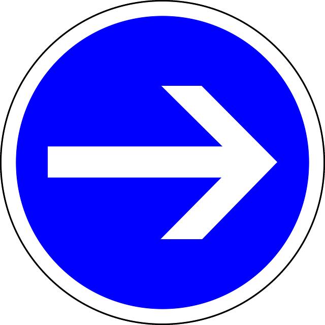Traffic Sign, Turn Right, Right, Sign, Regulatory Sign