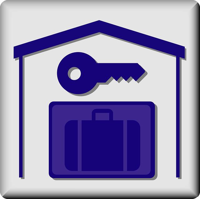 Locker, Facility, Sign, Symbol, Room, Hotel, Security
