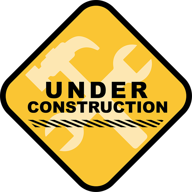 Under Construction, Construction, Sign, Work, Warning